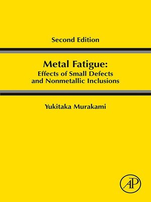 cover image of Metal Fatigue