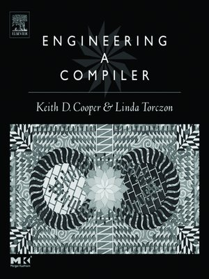 cover image of Engineering a Compiler