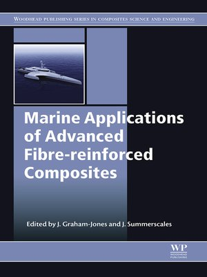 cover image of Marine Applications of Advanced Fibre-reinforced Composites