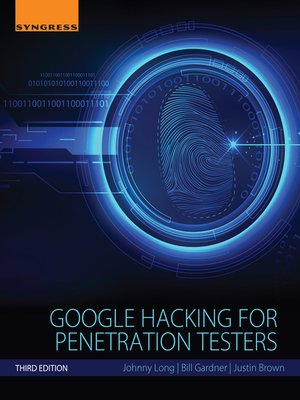 cover image of Google Hacking for Penetration Testers