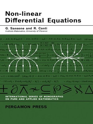 cover image of International Series in Pure and Applied Mathematics, Volume 67