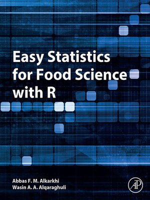cover image of Easy Statistics for Food Science with R