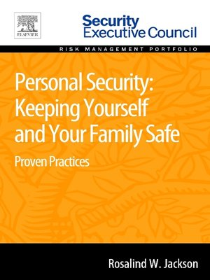 cover image of Personal Security