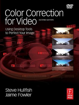 cover image of Color Correction for Video