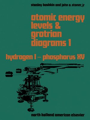 cover image of Atomic Energy Levels and Grotrian Diagrams