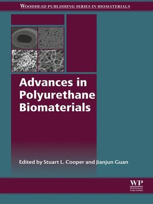 cover image of Advances in Polyurethane Biomaterials