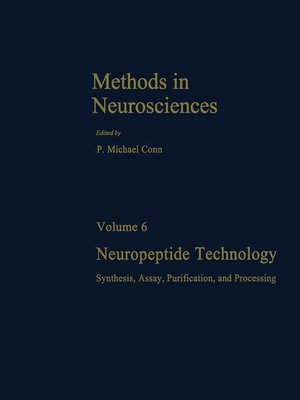 cover image of Neuropeptide Technology