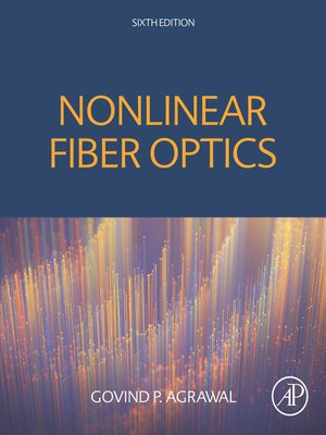 cover image of Nonlinear Fiber Optics