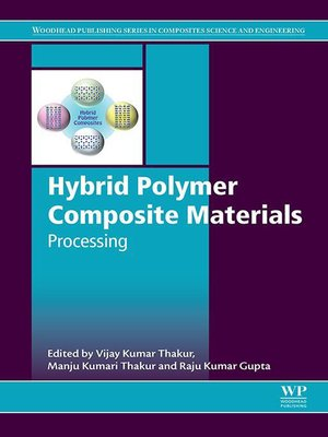 cover image of Hybrid Polymer Composite Materials: Processing