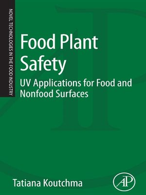 cover image of Food Plant Safety