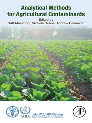 cover image of Analytical Methods for Agricultural Contaminants