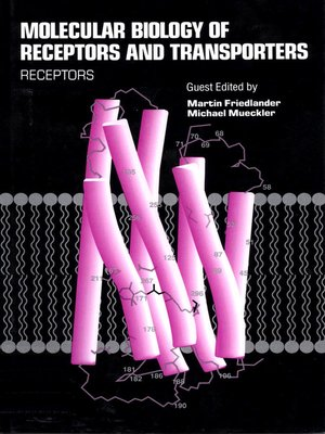 cover image of Molecular Biology of Receptors and Transporters