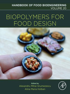 cover image of Handbook of Food Bioengineering, Volume 20
