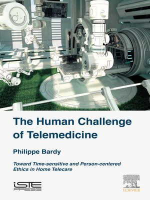 cover image of The Human Challenge of Telemedicine