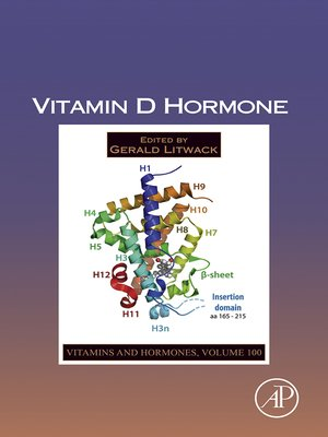 cover image of Vitamin D Hormone