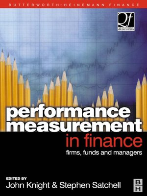 cover image of Performance Measurement in Finance