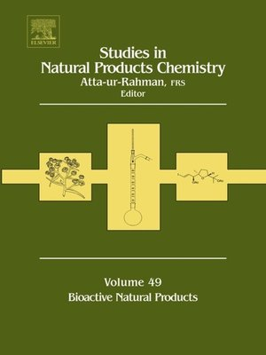 cover image of Studies in Natural Products Chemistry, Volume 49