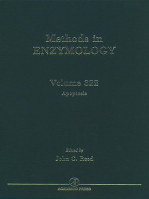 Apoptosis: 322 (Methods in Enzymology)