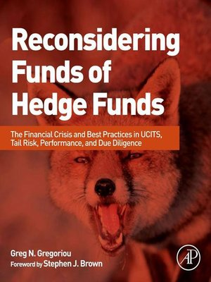 cover image of Reconsidering Funds of Hedge Funds