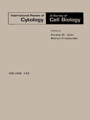 cover image of International Review of Cytology, Volume 142