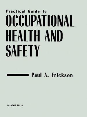 cover image of Practical Guide to Occupational Health and Safety