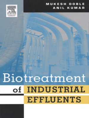 cover image of Biotreatment of Industrial Effluents