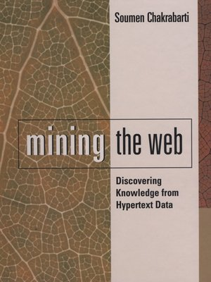 cover image of Mining the Web