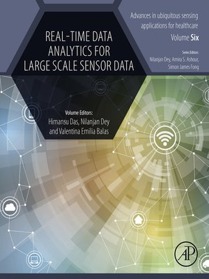 cover image of Real-Time Data Analytics for Large Scale Sensor Data