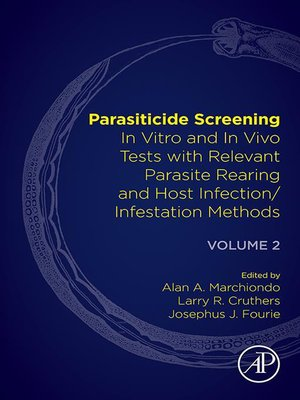 cover image of Parasiticide Screening, Volume 2
