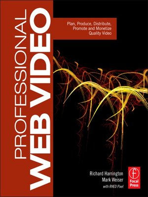cover image of Professional Web Video