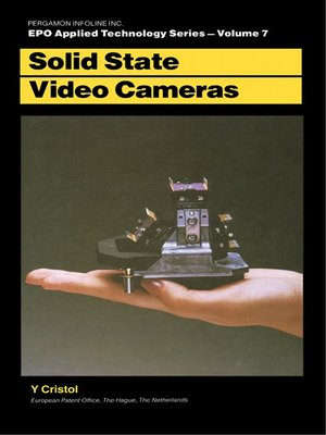 cover image of Solid State Video Cameras