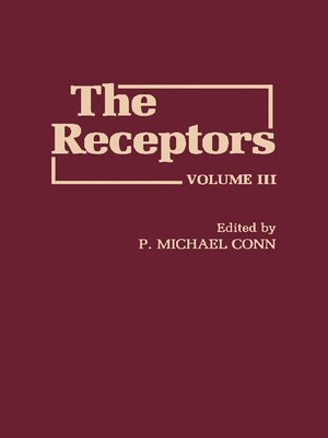 cover image of The Receptors, Volume 3