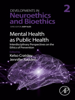 cover image of Mental Health as Public Health