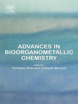 cover image of Advances in Bioorganometallic Chemistry