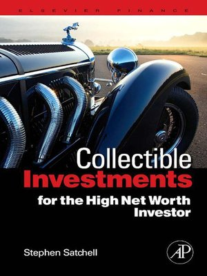 cover image of Collectible Investments for the High Net Worth Investor