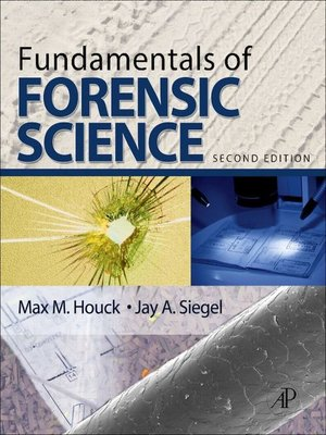 cover image of Fundamentals of Forensic Science