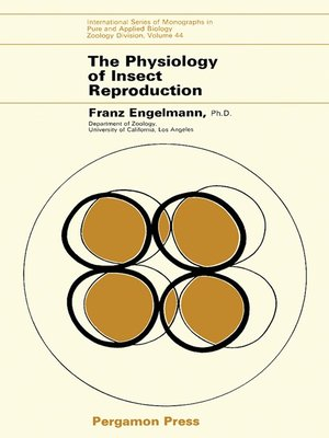 cover image of The Physiology of Insect Reproduction