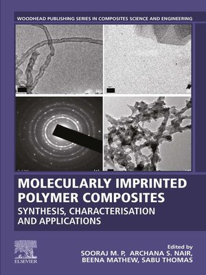 cover image of Molecularly Imprinted Polymer Composites