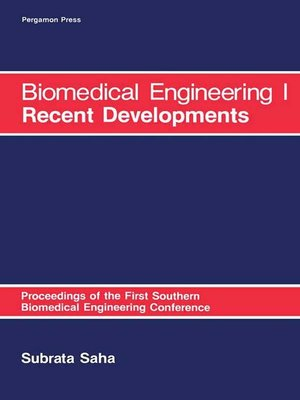 cover image of Biomedical Engineering