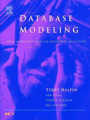 cover image of Database Modeling with Microsoft® Visio for Enterprise Architects