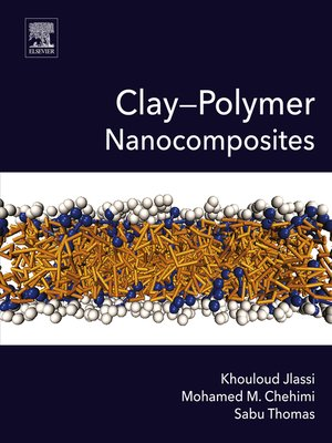 cover image of Clay-Polymer Nanocomposites