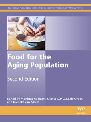 cover image of Food for the Aging Population