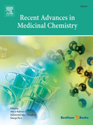 cover image of Recent Advances in Medicinal Chemistry, Volume 1