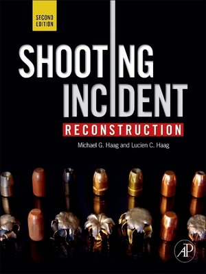 cover image of Shooting Incident Reconstruction