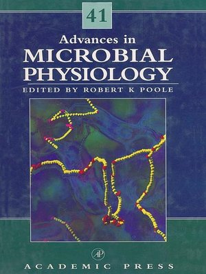cover image of Advances in Microbial Physiology