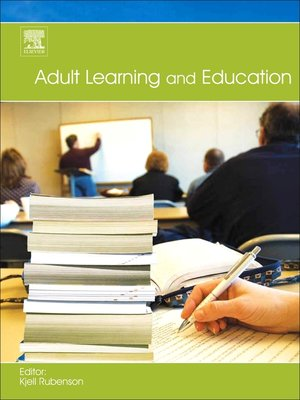 cover image of Adult Learning and Education