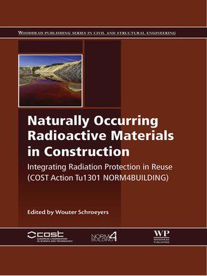 cover image of Naturally Occurring Radioactive Materials in Construction