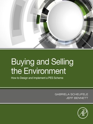 cover image of Buying and Selling the Environment