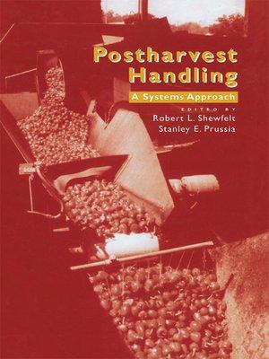 cover image of Postharvest Handling
