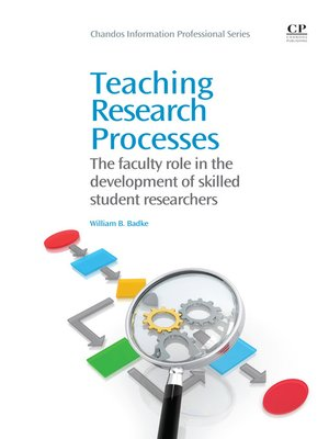 cover image of Teaching Research Processes